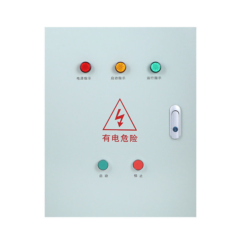 Motor Control Board Electrical Distribution Box 15~45kW Water Pump Fan Reduced Voltage 380V~415V