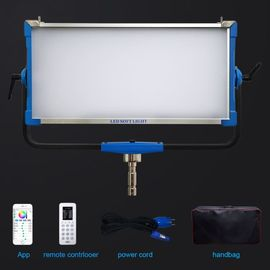 Cina LED 300W RGBW Studio Fill Light, Soft Panel Portable Photography Light Film TV pabrik