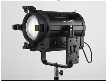 160 Watt LED Studio Lights, Spotlight Photography 3000 ~ 8000k Manual DMX512 Control